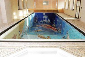 мозаика для бассейна фото 50