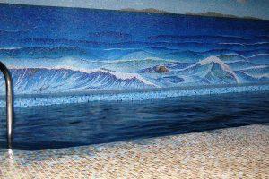 мозаика для бассейна фото 53