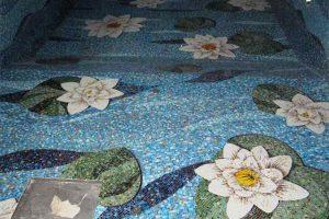 мозаика для бассейна фото 54