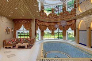 мозаика для бассейна фото 59