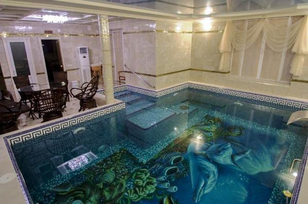 мозаика для бассейна фото 6