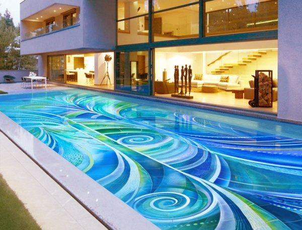 плитка для бассейна фото 13