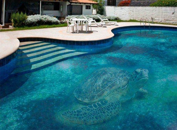плитка для бассейна фото 14