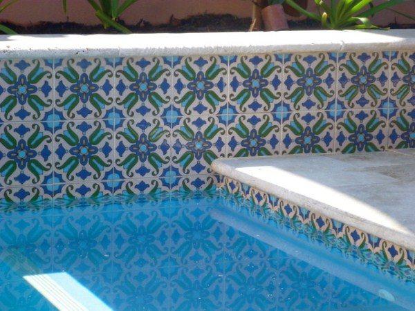 плитка для бассейна фото 6