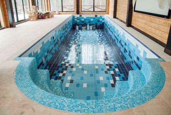 плитка для бассейна фото 8