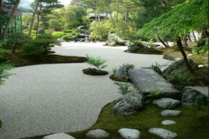сад в японском стиле фото 16