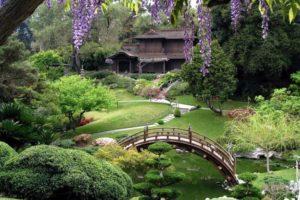 сад в японском стиле фото 19
