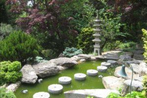 сад в японском стиле фото 3