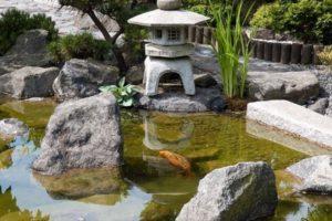 сад в японском стиле фото 36