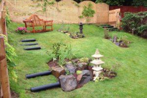 сад в японском стиле фото 38