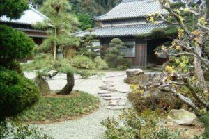 сад в японском стиле фото 9