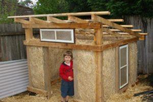 детский домик фото 15