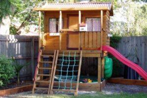 детский домик фото 17