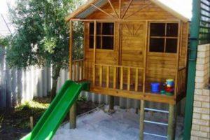 детский домик фото 21