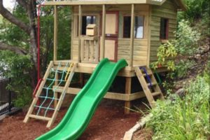 детский домик фото 24
