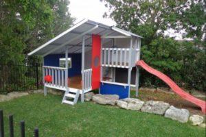 детский домик фото 31