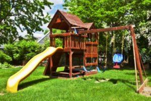 детский домик фото 37