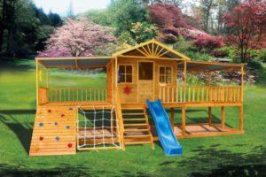 детский домик фото 43