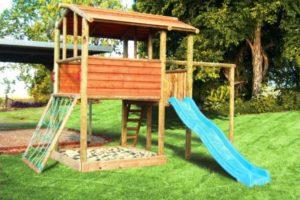 детский домик фото 45