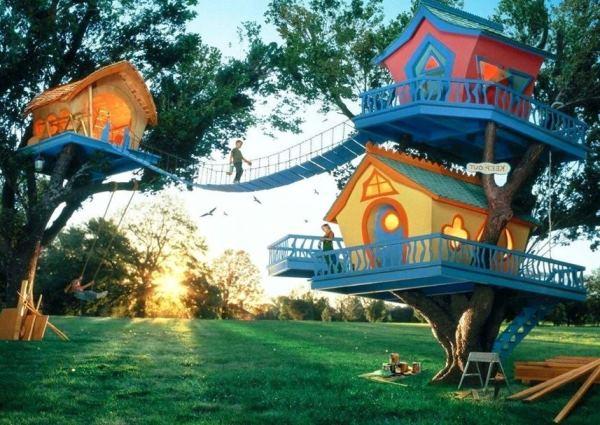 детский домик на даче своими руками фото 6