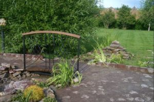 мостик в саду фото 29