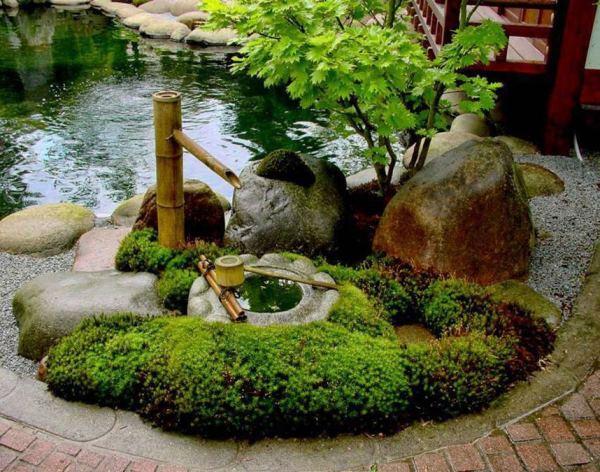 японский сад фото 8