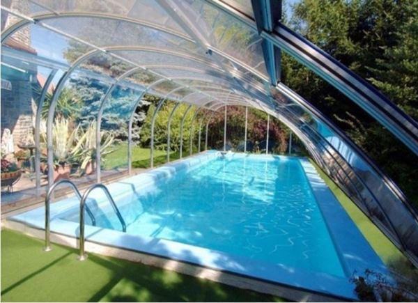 бассейн на даче фото 12