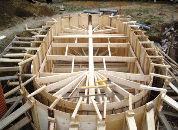 бассейн на даче фото 4