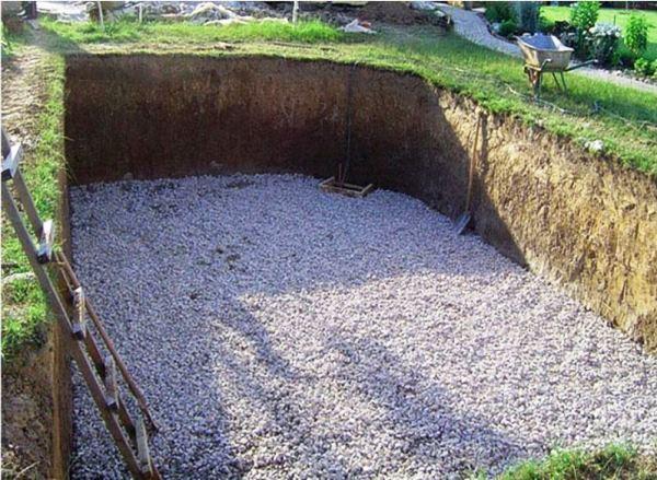 бассейн на даче фото 8