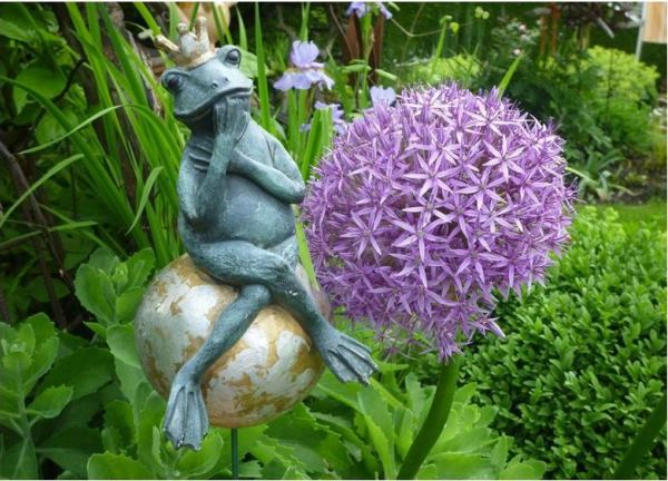Садовые скульптуры фото 10