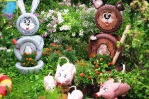 садовые скульптуры фото 31