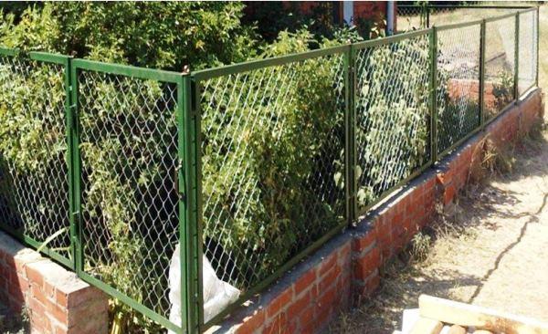 забор для палисадника фото 4