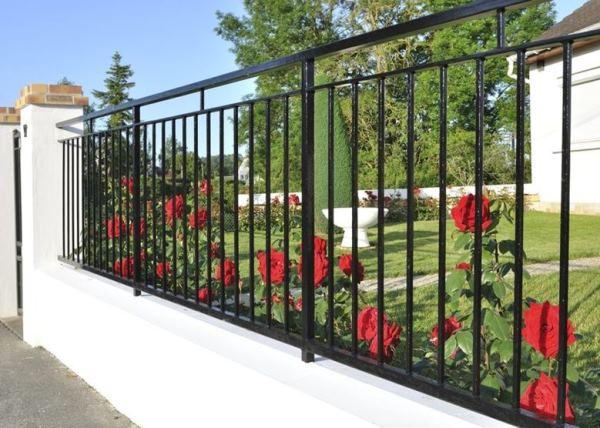 забор для палисадника фото 5