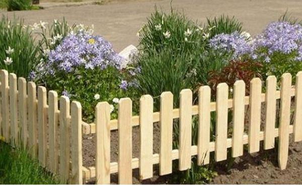забор для палисадника фото 6