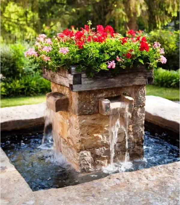 фонтан фото 2