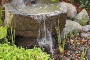 фонтан на даче фото 22