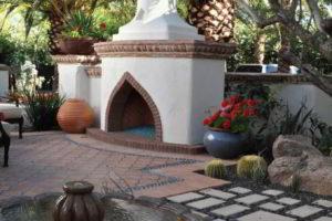 фонтан на даче фото 5