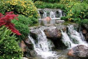 водопад фото 32
