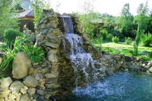 водопад фото 34