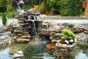 водопад фото 38